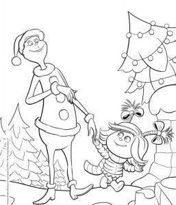 Kleurplaten En Zo Verschrikkelijke Ikke.De Grinch Kerstfilm Winactie Alles Over Kinderen