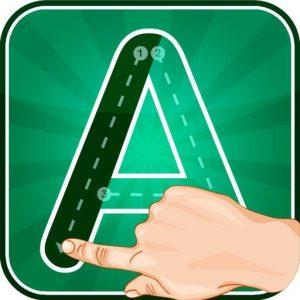 Letters leren app kleuters en peuters