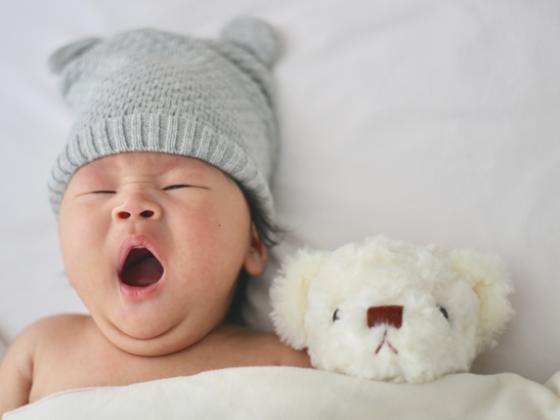 baby slaapritme