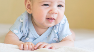 motorische ontwikkeling baby