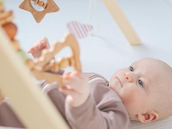 geschikt baby speelgoed