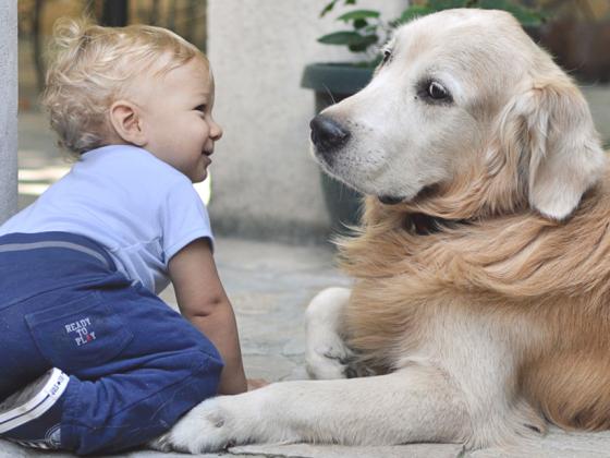 huisdier en kind