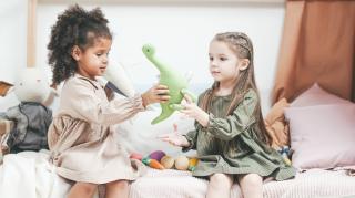 sociaal gedrag bij kinderen