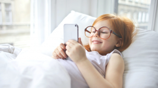 mobiele telefoon voor kind