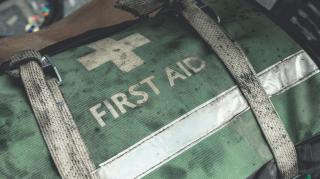 eerste hulp bij ongelukken