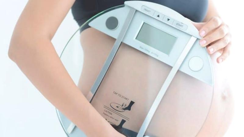 gewichtstoename zwangerschap