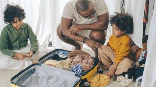 paklijst wereldreis met kinderen