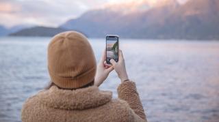 foto's mobiele telefoon