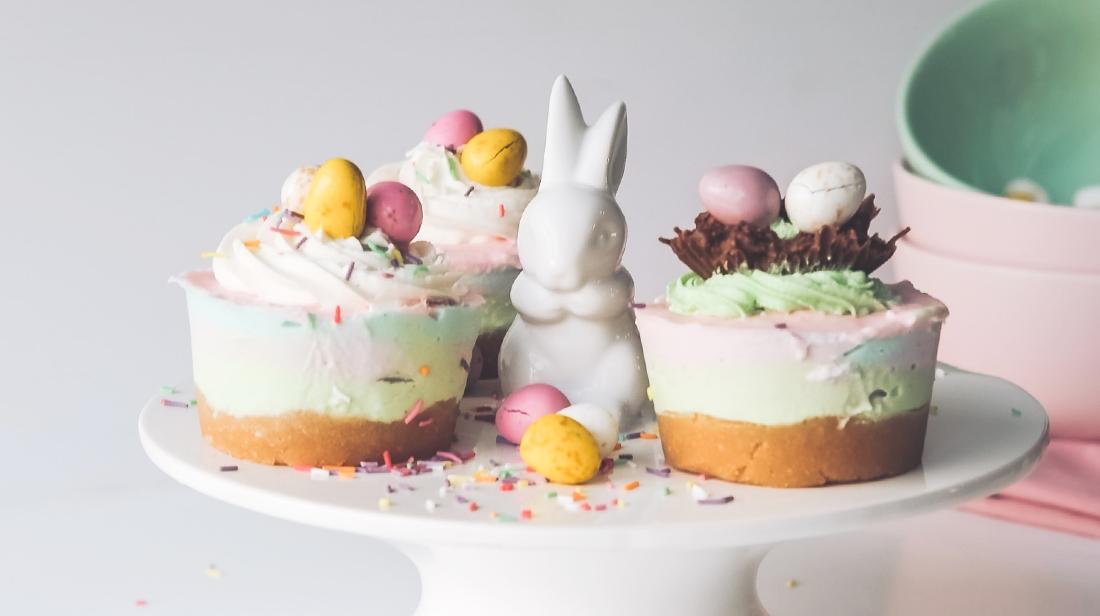 paasrecept cupcakes