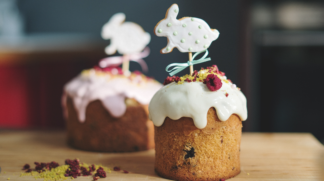 paasrecept cupcake