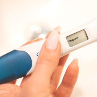 1 maand zwanger